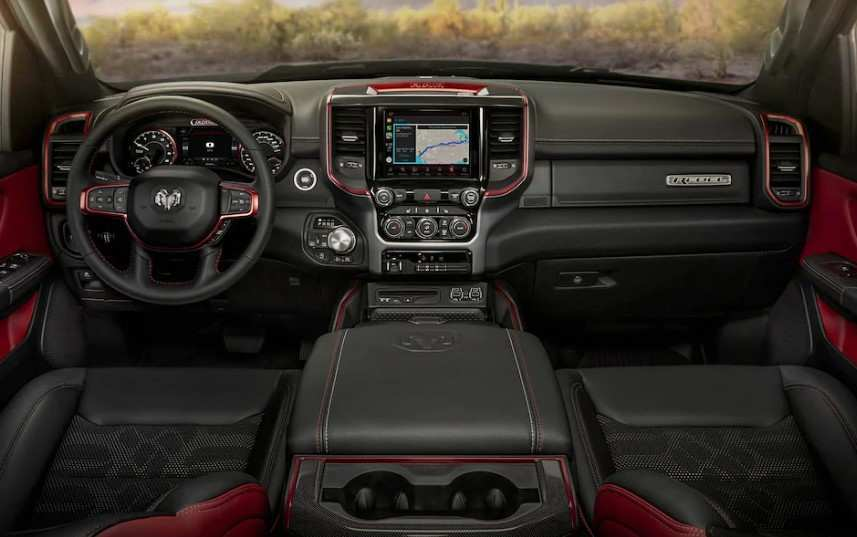 46 The Best 2020 Dodge Ram 3500 Interior Performance And New Engine