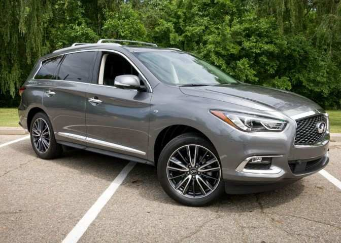 46 The Best 2020 Infiniti Qx60 Rumors