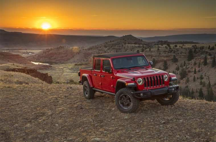 46 The Best 2020 Jeep Gladiator Picture
