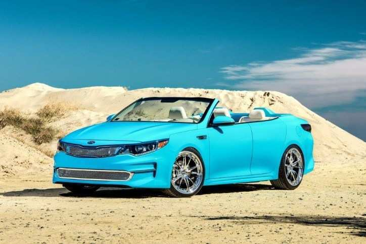 46 The Best 2020 Kia Optima Picture