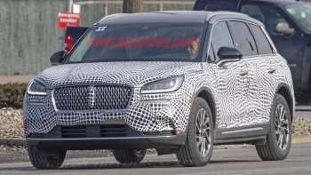 46 The Best 2020 Lincoln MKS Spy Photos Redesign And Concept