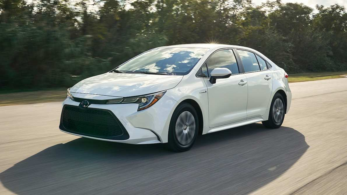 46 The Best 2020 Toyota Prius Pictures Release