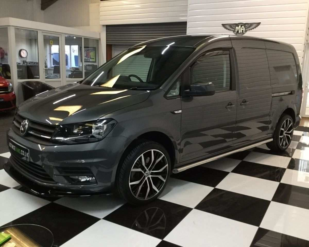 46 The Best 2020 VW Caddy Photos