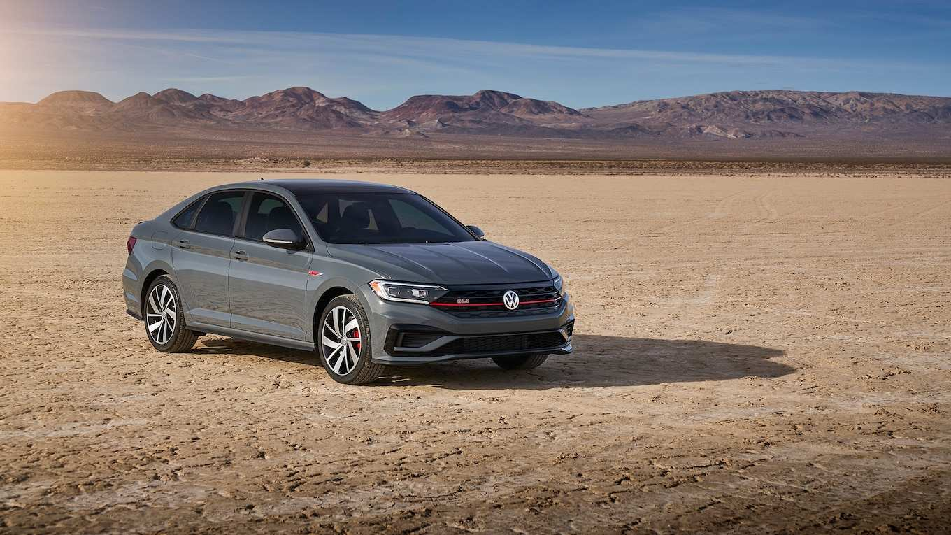 46 The Best 2020 VW Jetta Tdi Gli Concept And Review