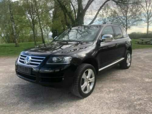 46 The Best 2020 Volkswagen Touareg New Review