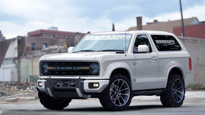 46 The Best Ford S New Bronco 2020 Research New
