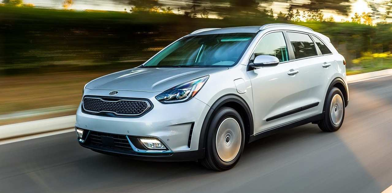46 The Best Kia 2019 Niro Review And Release Date
