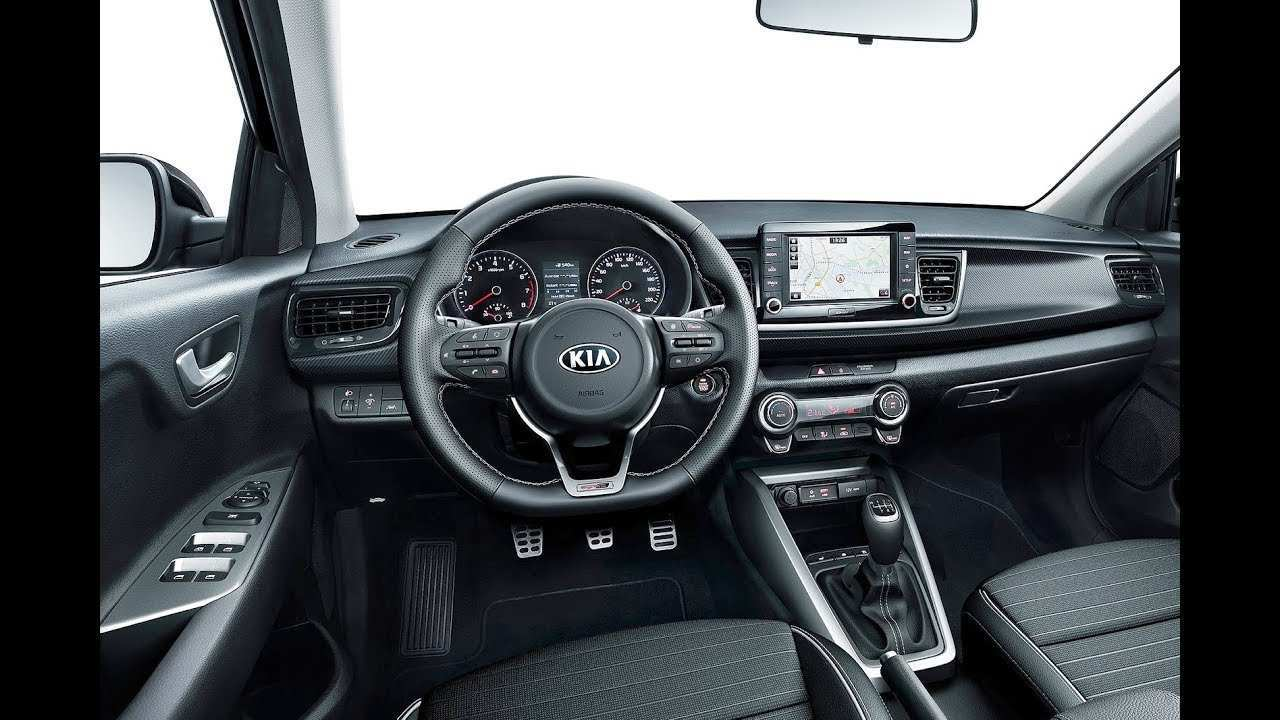 46 The Best Kia Rio 2019 Interior Concept And Review