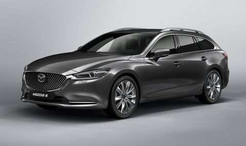 46 The Best Mazda 6 Wagon 2020 Performance And New Engine