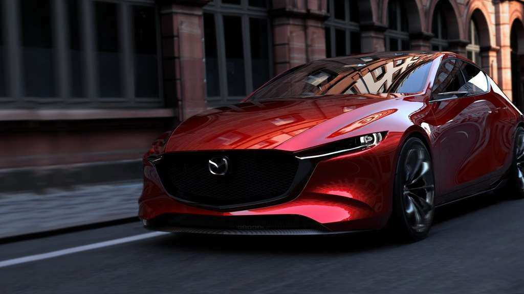 46 The Best Mazda Kai 2019 Redesign And Concept