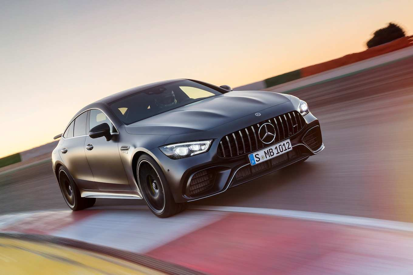 46 The Best Mercedes 2019 Amg Gt4 Specs