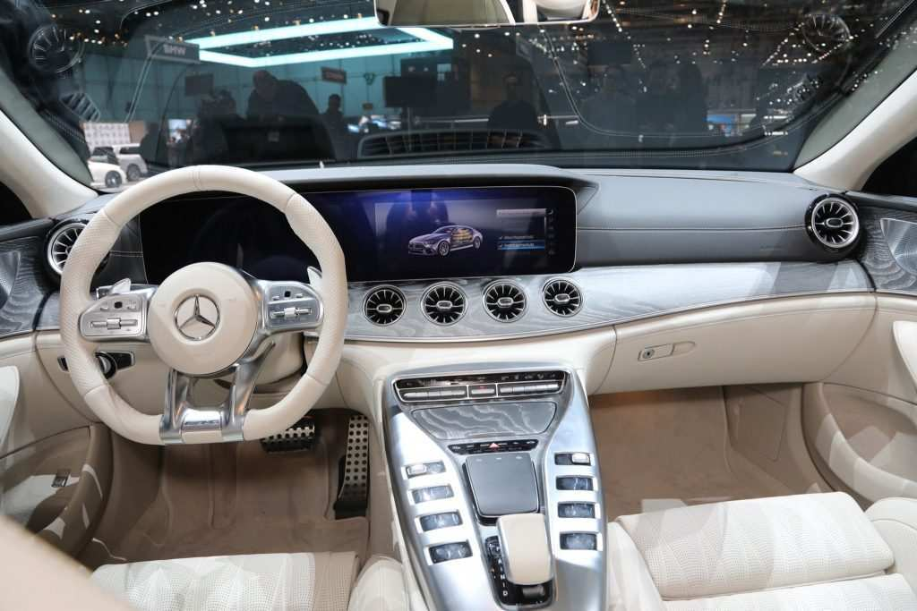 46 The Best Mercedes Gle 2019 Interior New Model And Performance