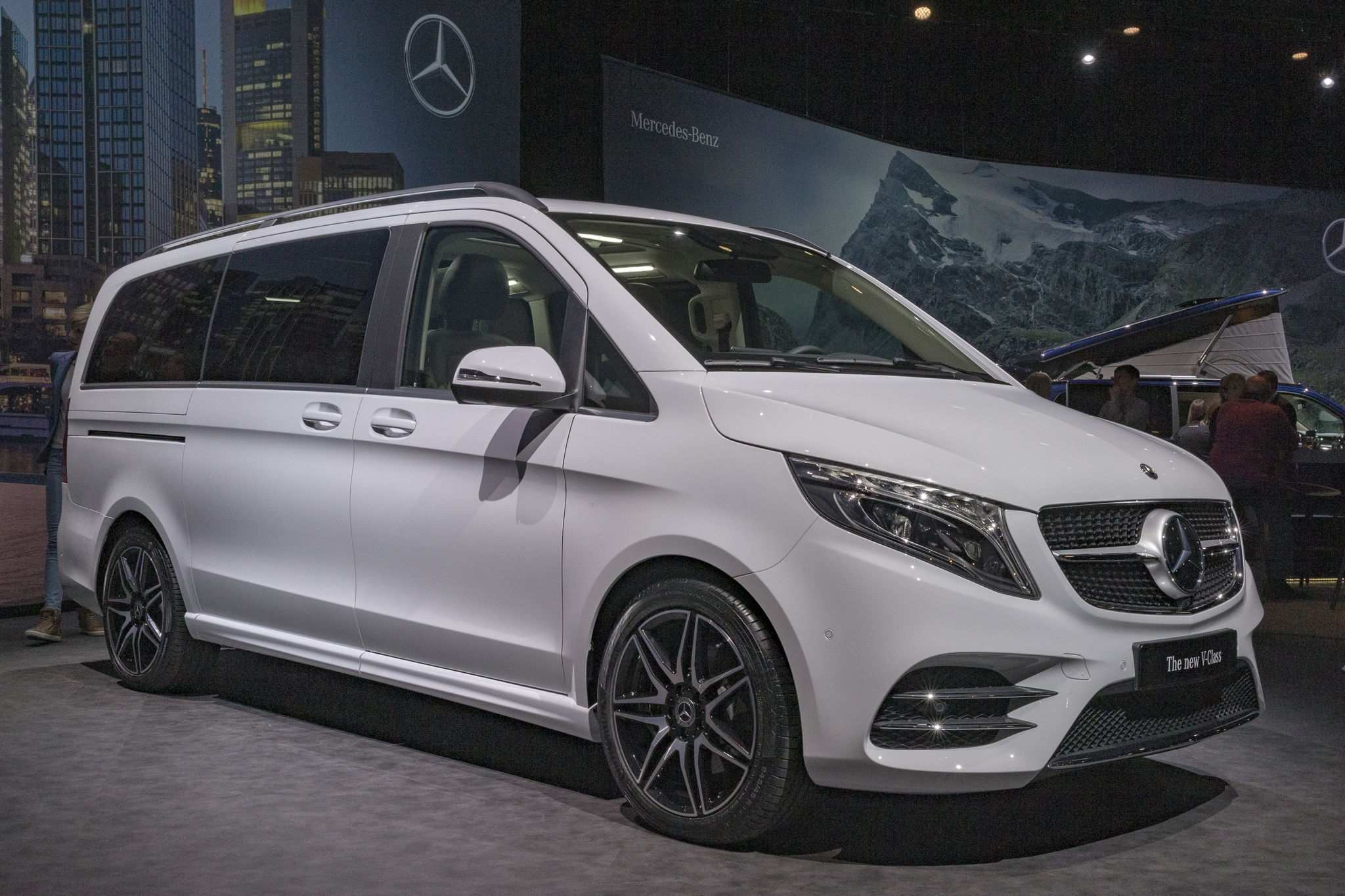 46 The Best Mercedes V Klasse 2019 New Concept