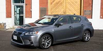 46 The Best New Lexus Ct 2019 Rumors