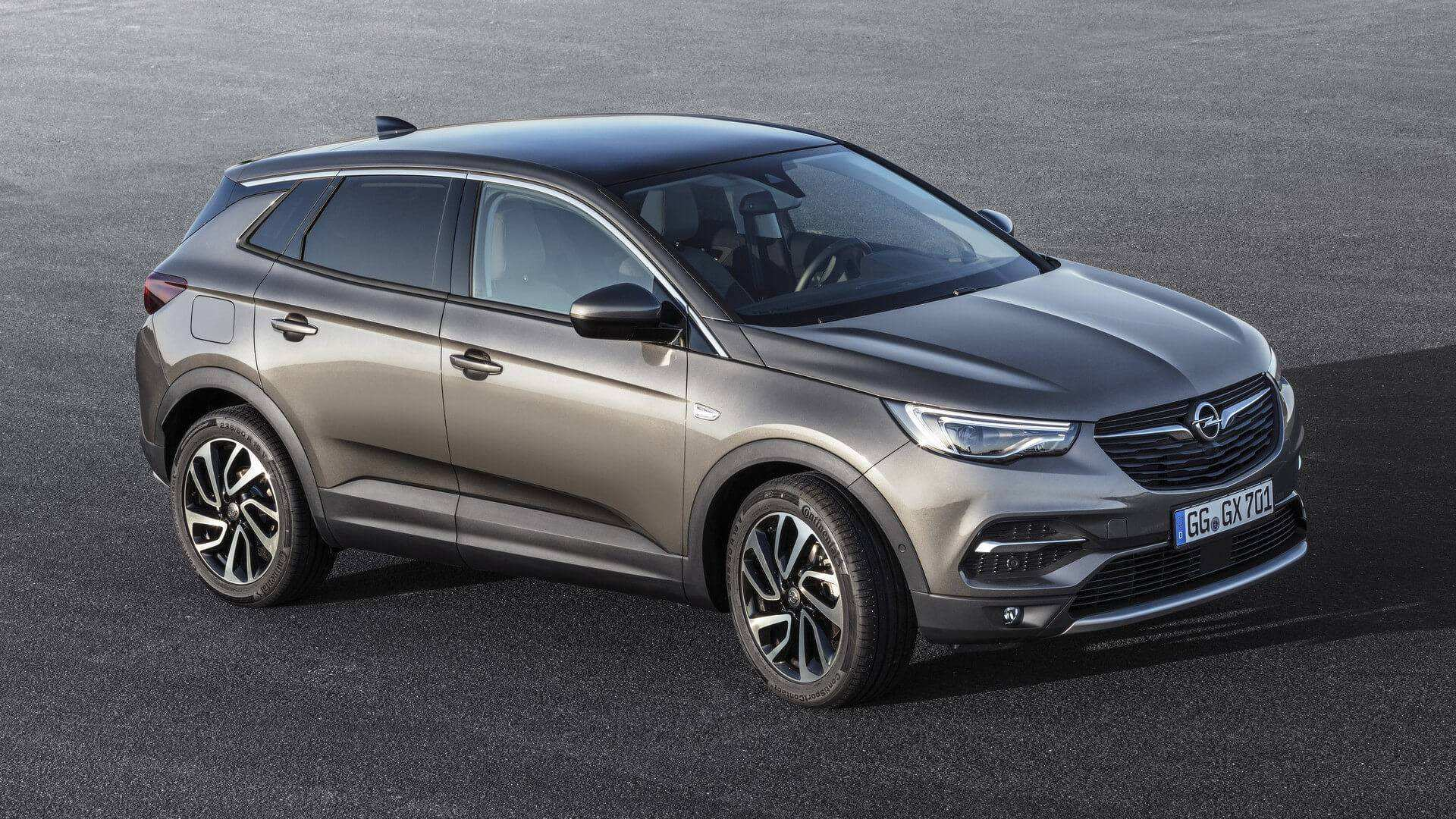 46 The Best Opel Monza X 2020 New Concept