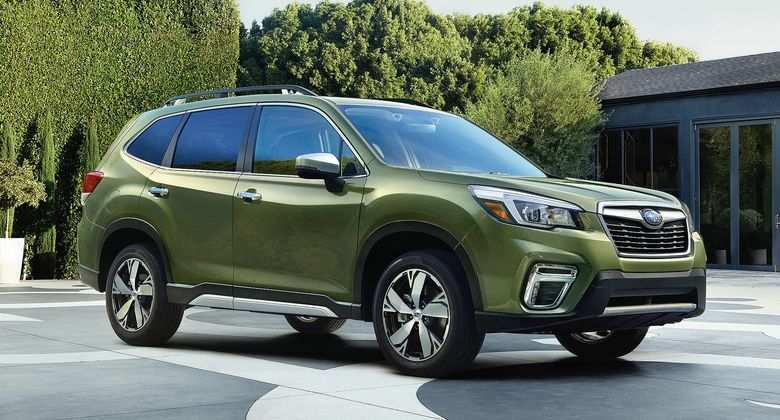 46 The Best Subaru Forester 2019 News Specs And Review