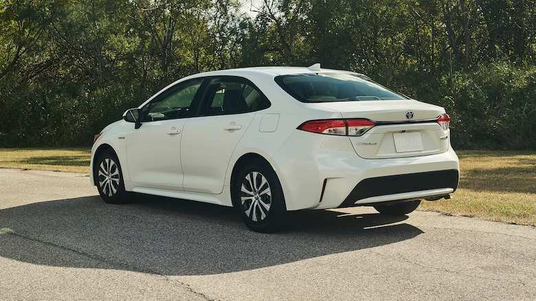 46 The Best Toyota Corolla Hybrid 2020 Rumors