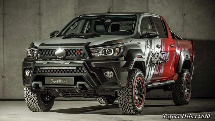 46 The Best Toyota Hilux 2020 Style