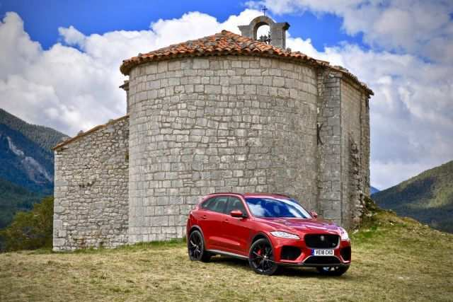 46 The Jaguar I Pace 2020 History