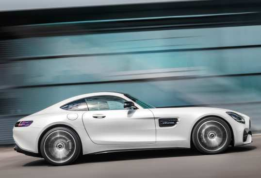 46 The Mercedes Gt 2019 Picture