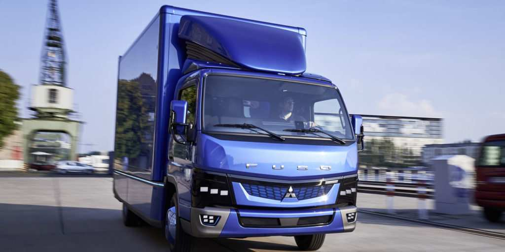 46 The Mitsubishi Canter 2020 Prices