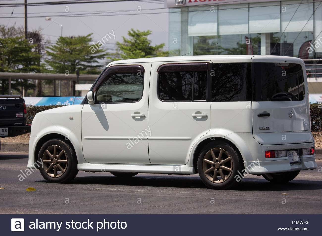 46 The Nissan Cube 2019 Redesign And Concept