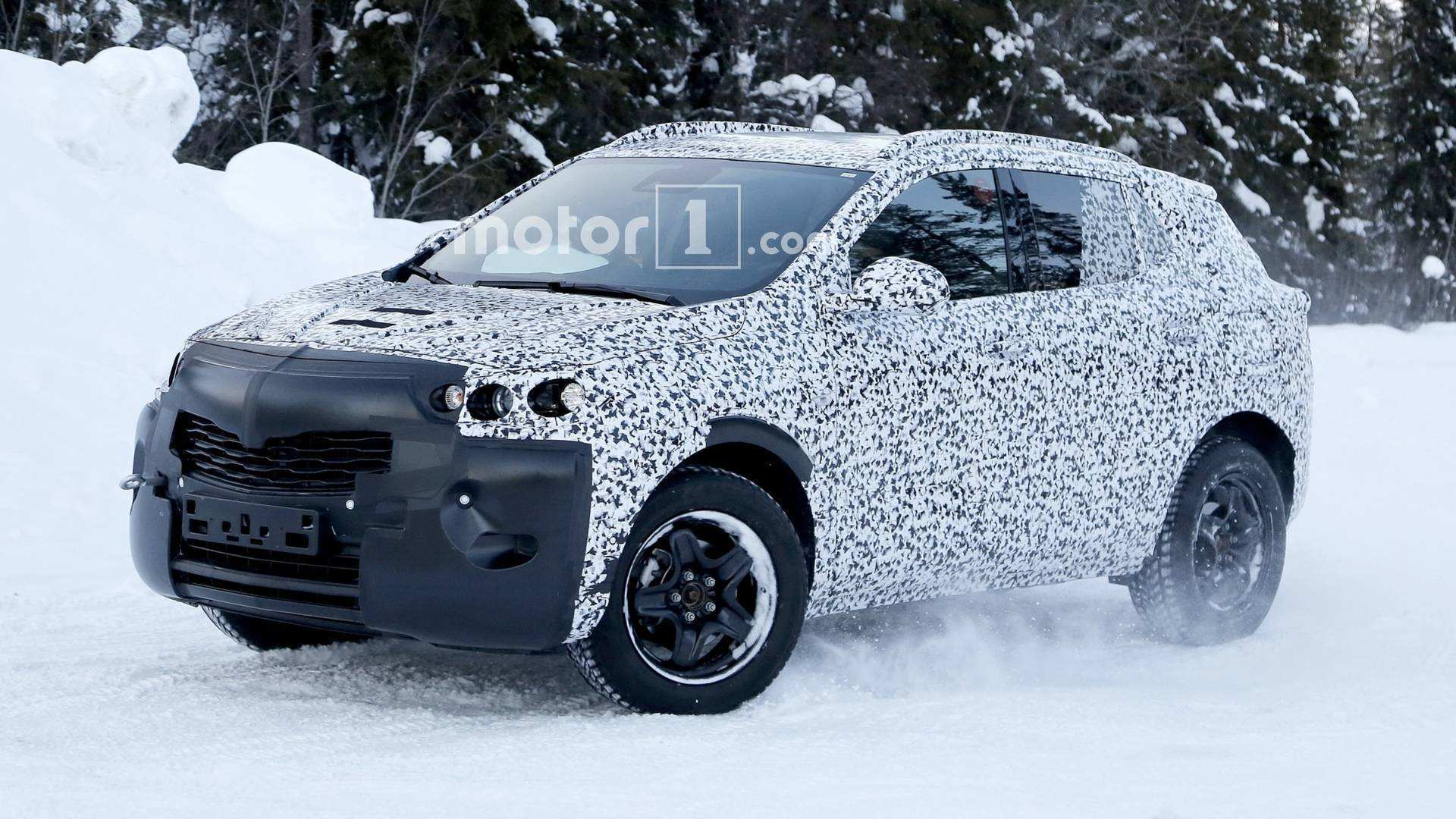 46 The Opel Jeep 2020 Configurations