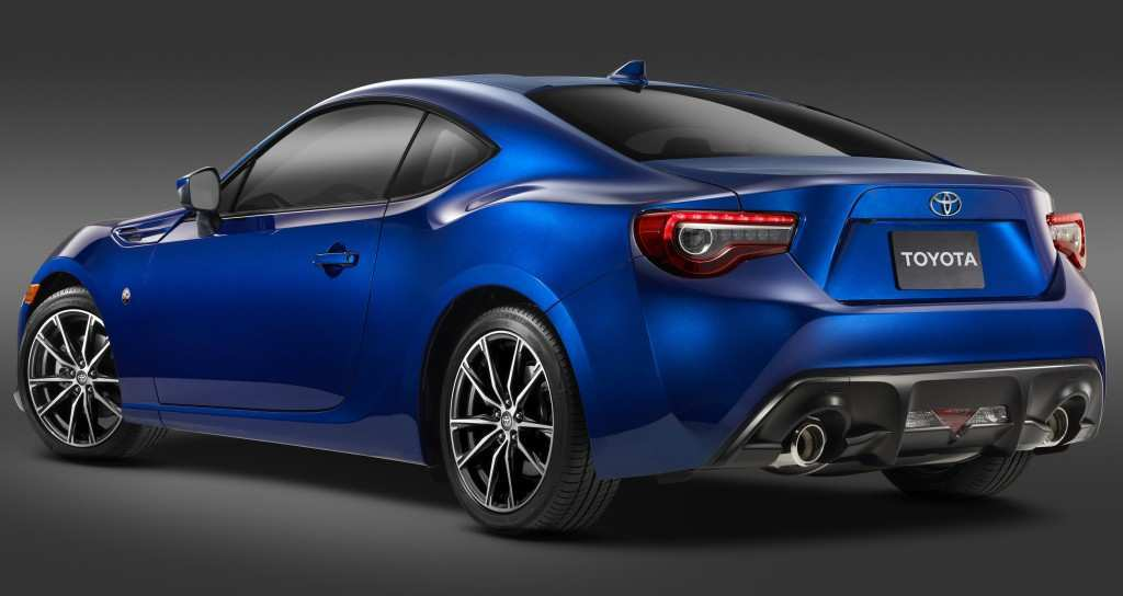 46 The Subaru Brz 2020 Spy Shoot