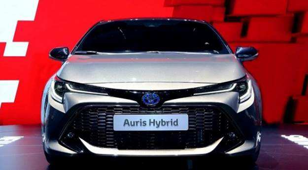 46 The Toyota Auris 2020 Wallpaper