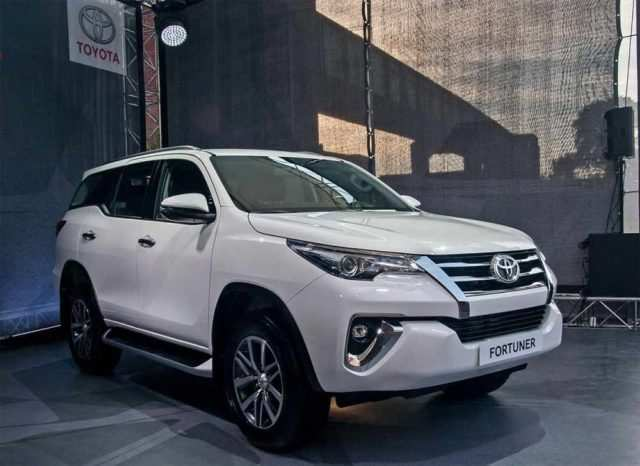 46 The Toyota Fortuner New Model 2020 Release Date And Concept