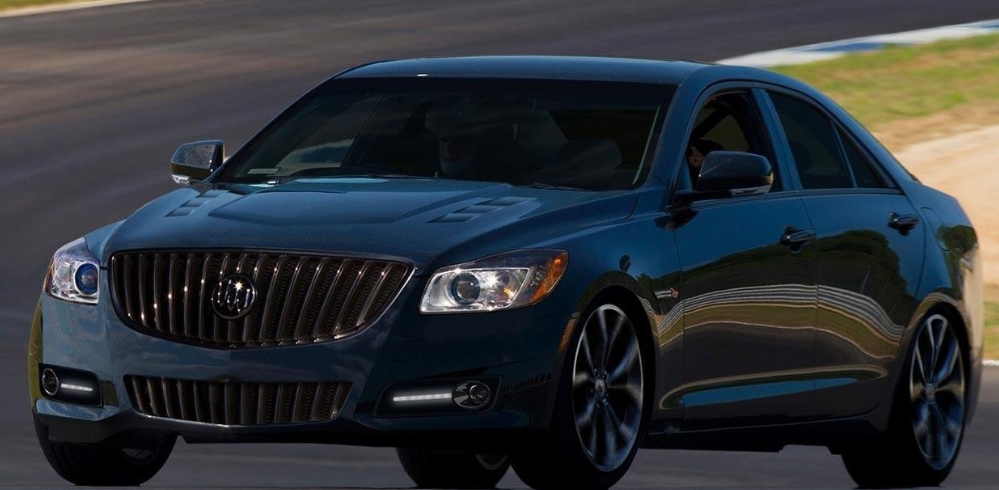 47 A 2019 Buick Grand National Gnx Images