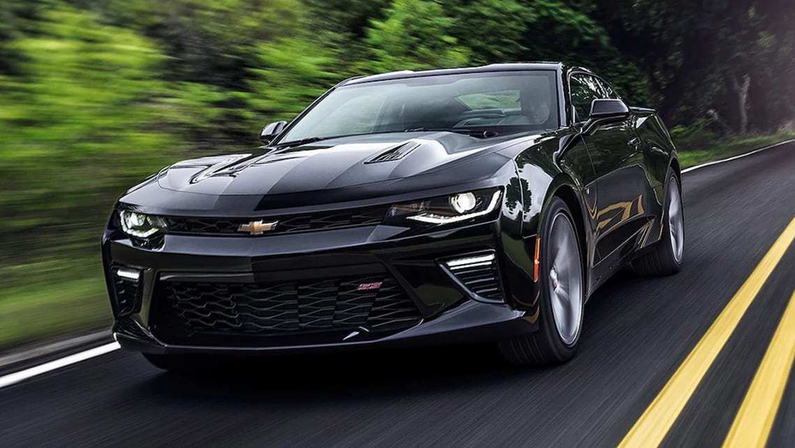 47 A 2019 Chevrolet Camaro Reviews