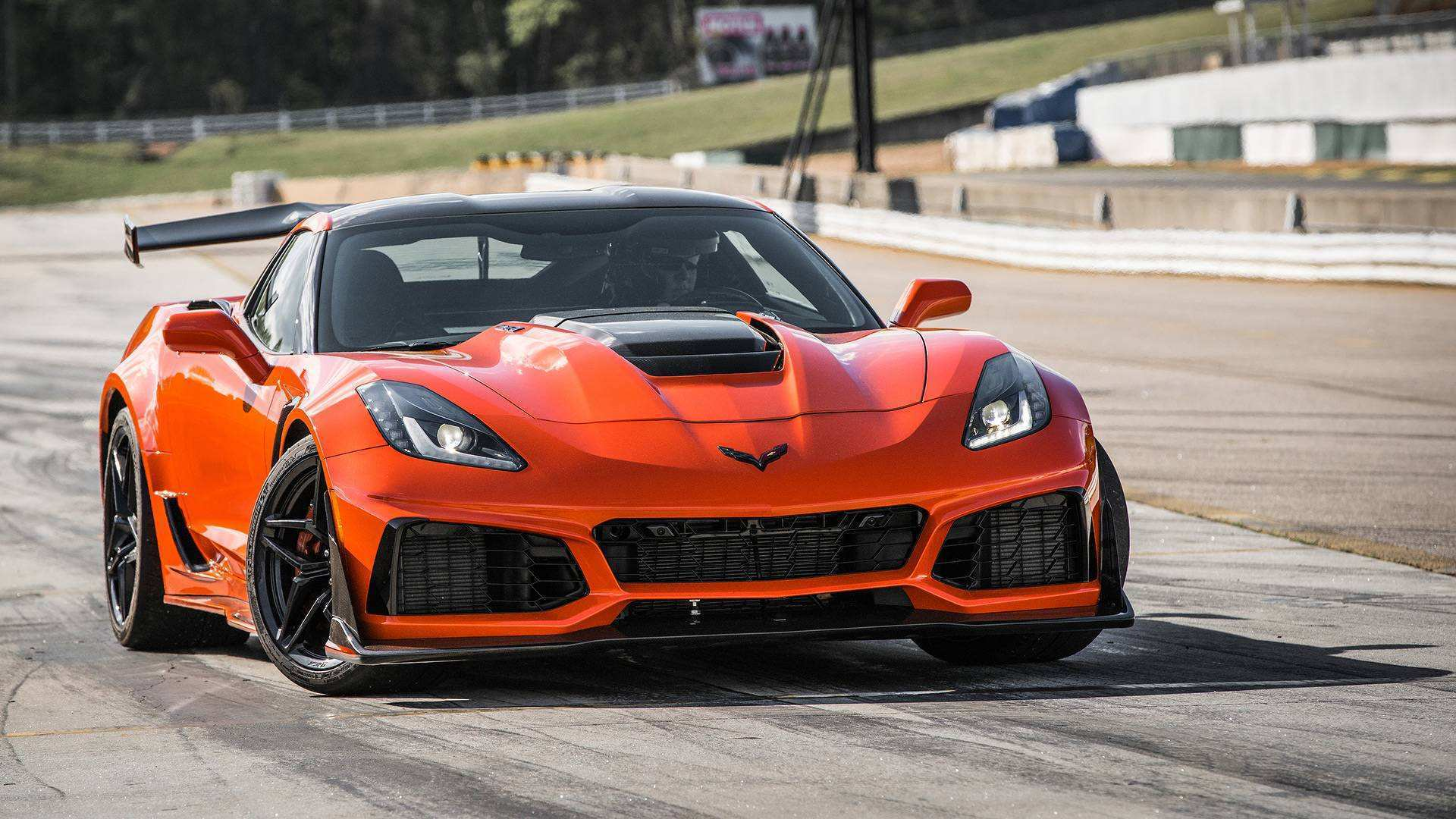 47 A 2019 Corvette ZR1 Reviews