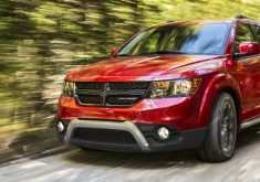 2019 Dodge Journey Srt