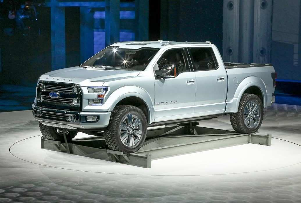 47 A 2019 Ford Atlas Specs And Review
