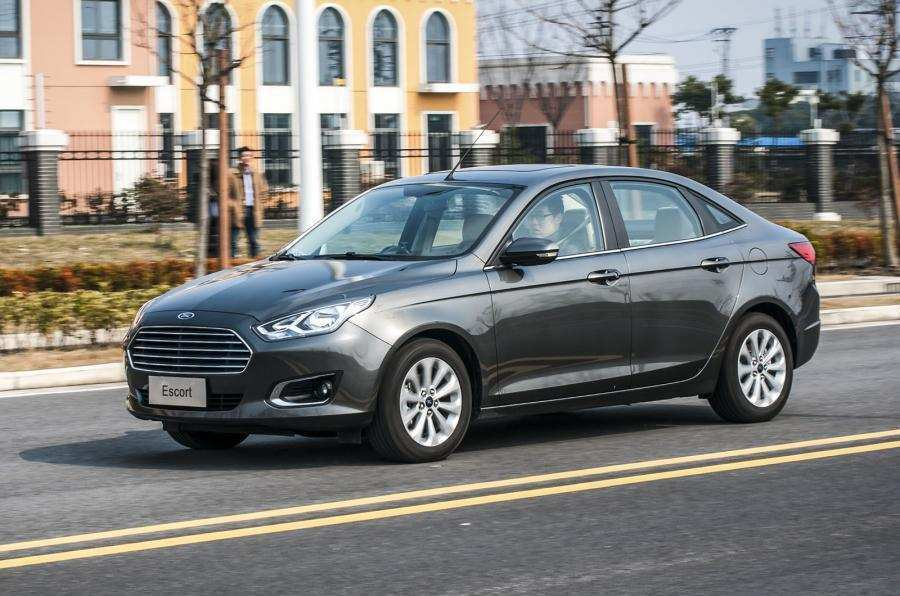 47 A 2019 Ford Escort Pictures