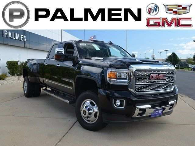 47 A 2019 GMC Denali 3500Hd Spesification