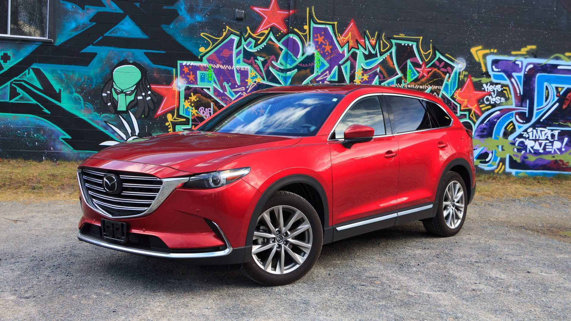 47 A 2019 Mazda Cx 9 Concept And Review