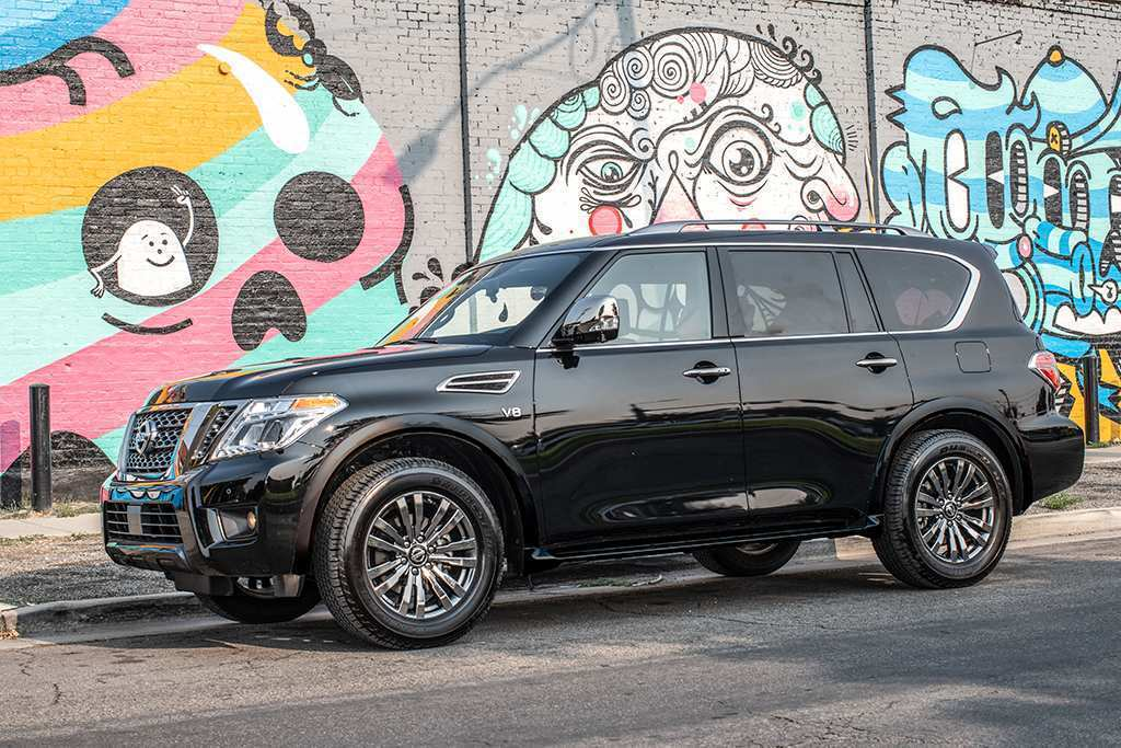 47 A 2019 Nissan Armada Prices