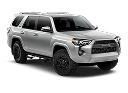 47 A 2019 Toyota 4Runner Style