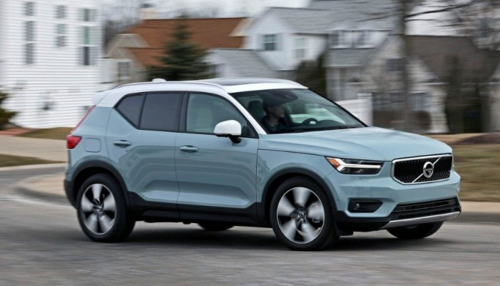47 A 2019 Volvo Xc40 Owners Manual First Drive