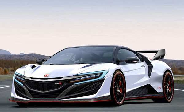 47 A 2020 Acura NSX Images