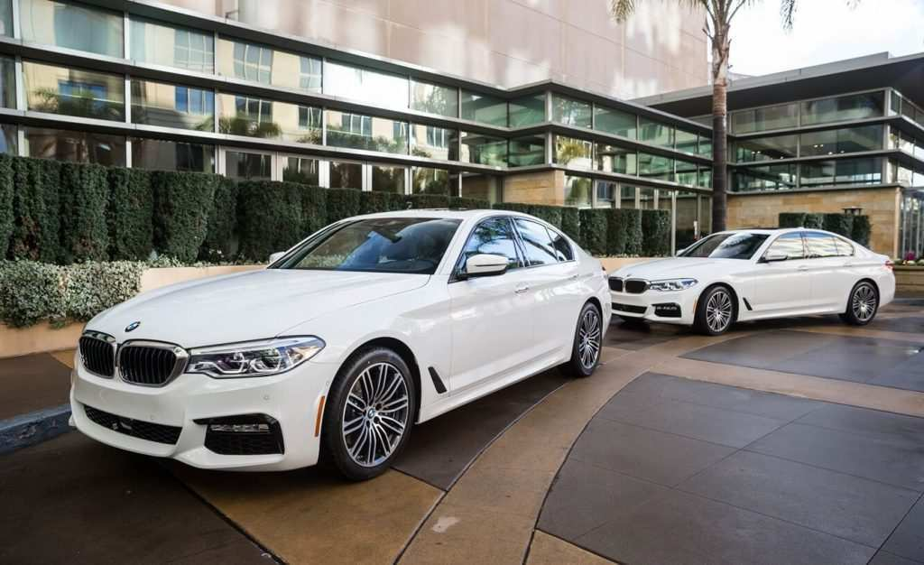 47 A 2020 BMW 5 Series Overview