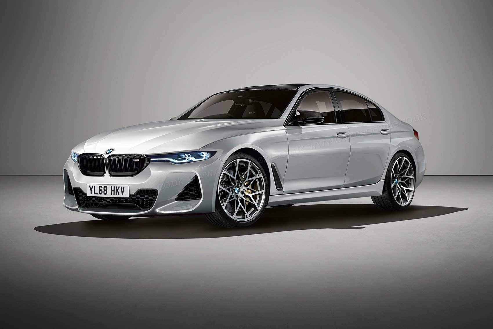 47 A 2020 BMW M4 Pictures