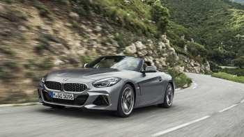 47 A 2020 BMW Z4 Roadster Performance