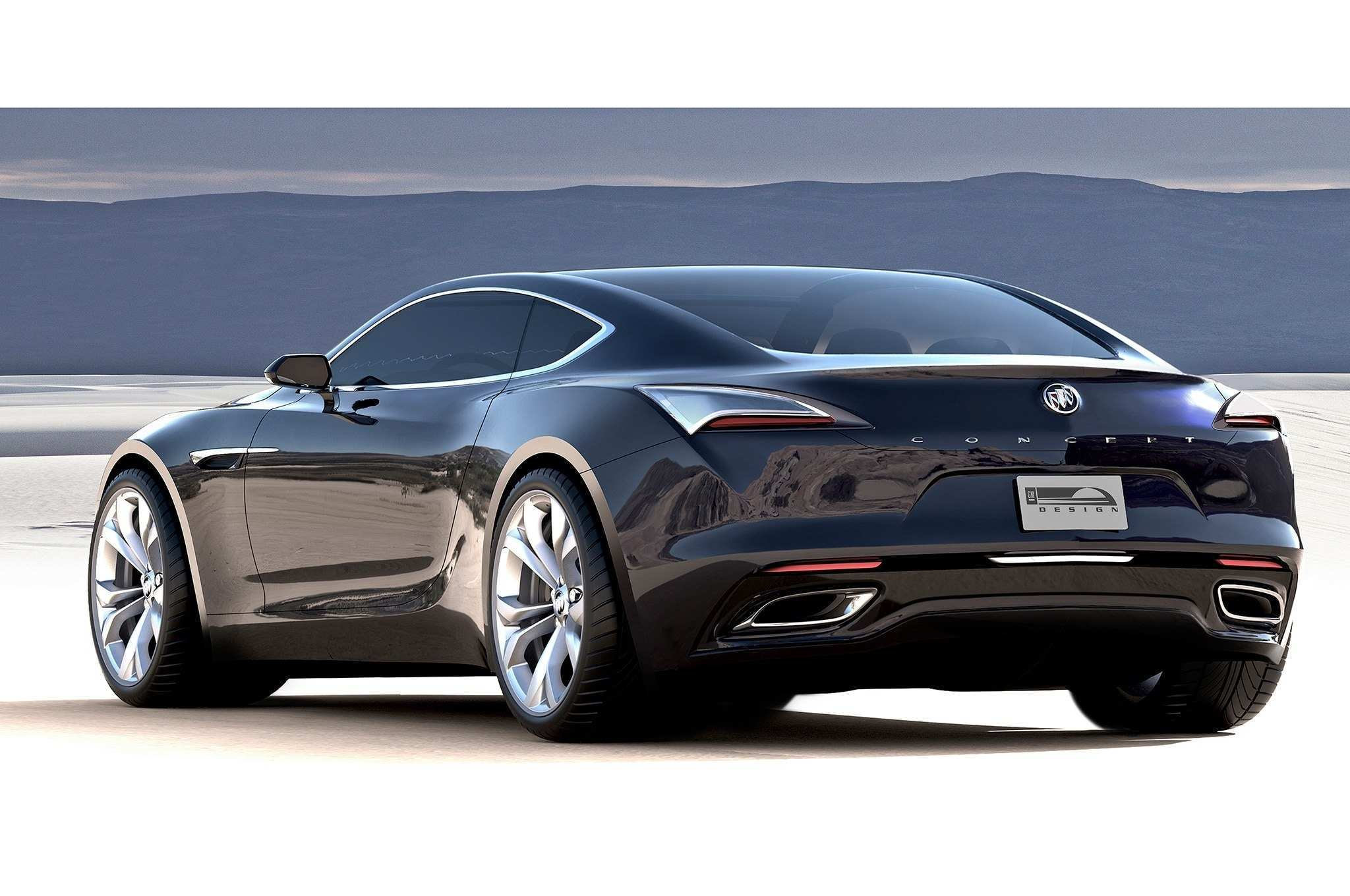47 A 2020 Buick Electra Redesign