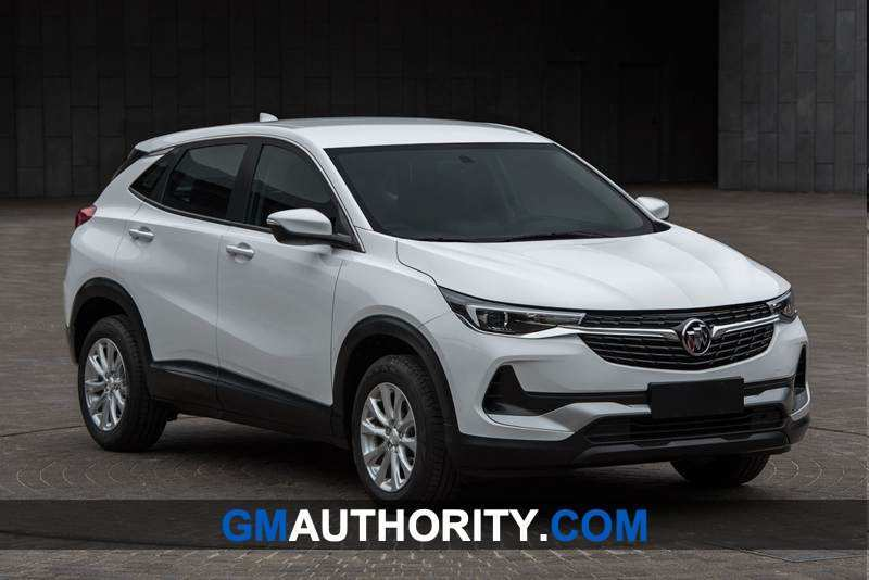 47 A 2020 Buick Encore Photos Review And Release Date