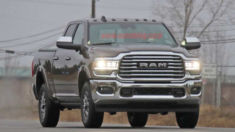 47 A 2020 Dodge Ram 2500 Limited History
