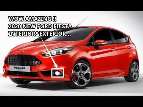 47 A 2020 Ford Fiesta Speed Test