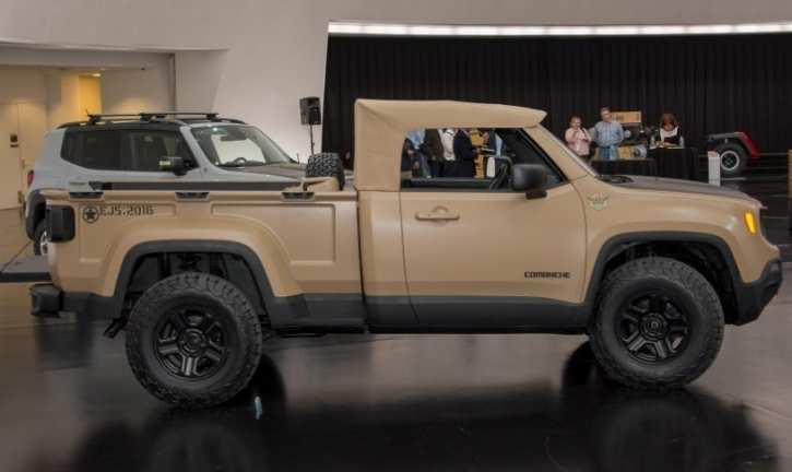 47 A 2020 Jeep Comanche Review And Release Date